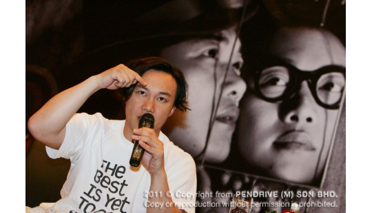 [GALLERY] (DUO) Eason Chan Live Malaysia 2011 - Promo Tour
