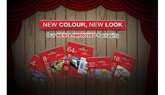 Our New & Improved Packaging - NEW COLOUR, NEW LOOK