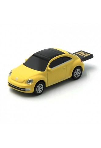 autodrive VW NEW BEETLE 8GB (YELLOW)