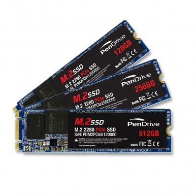 PenDrive M.2 PCIe SSD