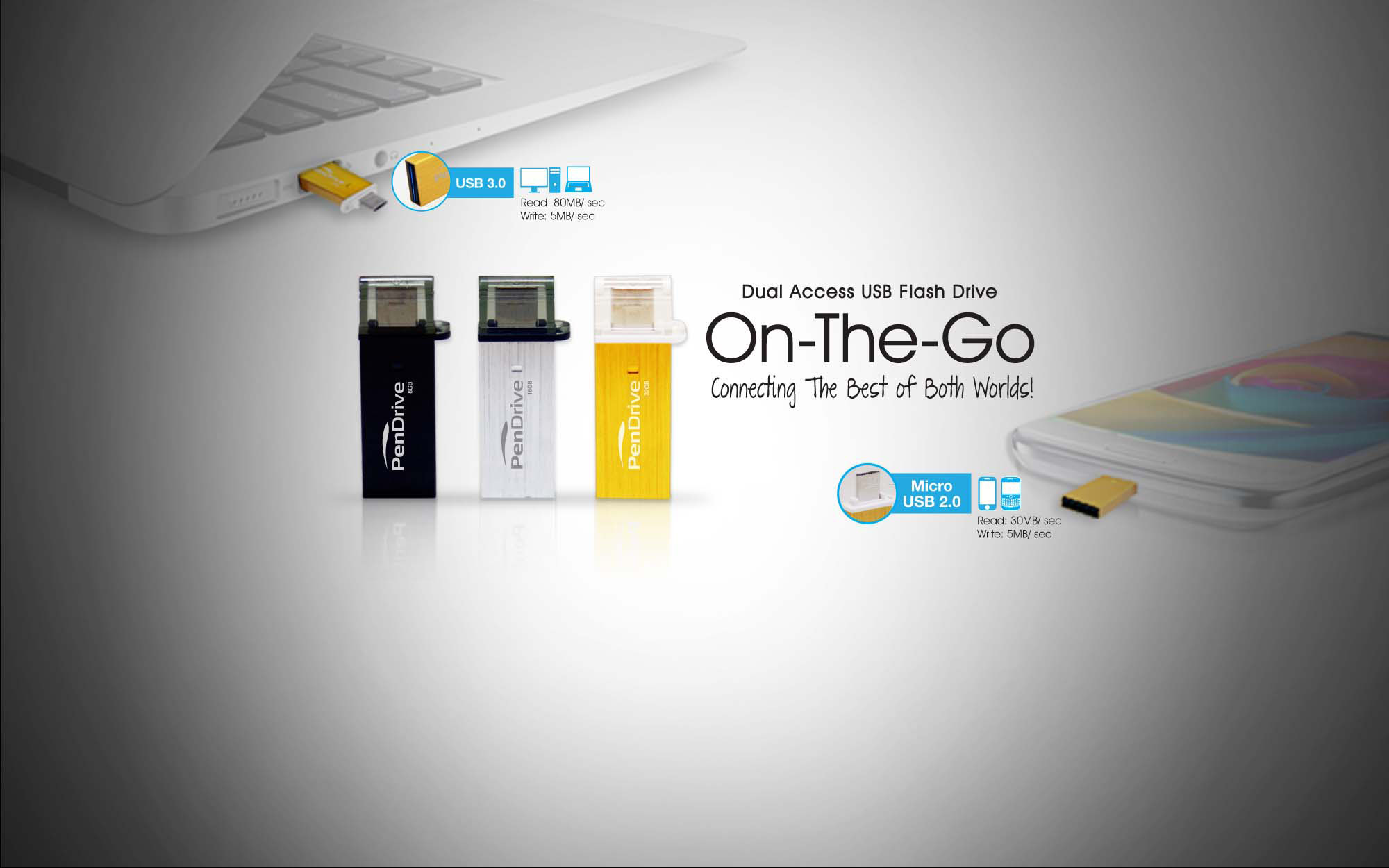 PenDrive On The Go