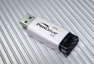 Limited Edition PenDive 48GB CLICK-CO